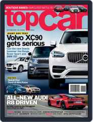 topCar (Digital) Subscription September 1st, 2015 Issue
