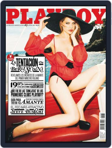 Playboy - España November 30th, 2011 Digital Back Issue Cover