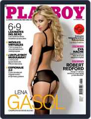 Playboy - España (Digital) Subscription October 30th, 2007 Issue