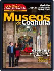 Guía México Desconocido (Digital) Subscription April 2nd, 2015 Issue