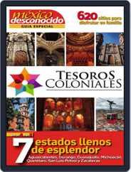 Guía México Desconocido (Digital) Subscription January 2nd, 2014 Issue
