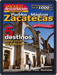 Guía México Desconocido (Digital) Subscription June 21st, 2013 Issue