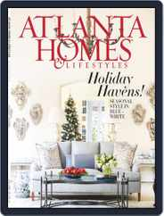 Atlanta Homes & Lifestyles (Digital) Subscription December 1st, 2019 Issue