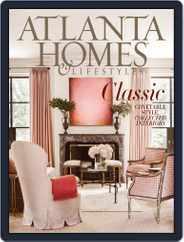Atlanta Homes & Lifestyles (Digital) Subscription November 1st, 2019 Issue