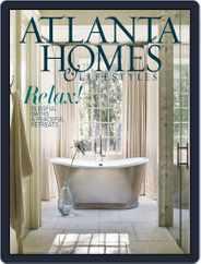 Atlanta Homes & Lifestyles (Digital) Subscription July 1st, 2019 Issue