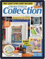 Cross Stitch Collection (Digital) Subscription June 24th, 2016 Issue