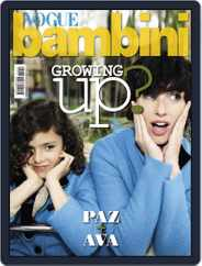 Vogue Bambini (Digital) Subscription July 1st, 2017 Issue