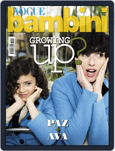 Vogue Bambini (Digital) July 1st, 2017 Issue Cover