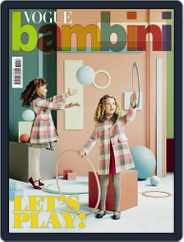 Vogue Bambini (Digital) Subscription June 21st, 2016 Issue
