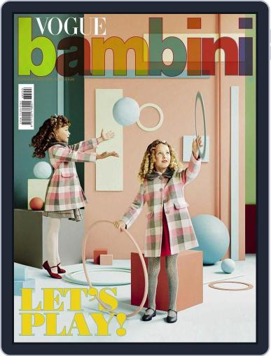 Vogue Bambini (Digital) June 21st, 2016 Issue Cover
