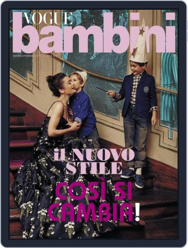 Vogue Bambini (Digital) January 23rd, 2016 Issue Cover