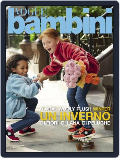 Vogue Bambini (Digital) July 1st, 2015 Issue Cover