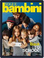 Vogue Bambini (Digital) Subscription September 4th, 2014 Issue