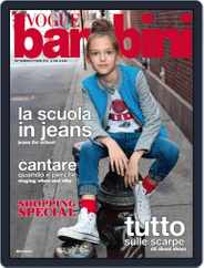 Vogue Bambini (Digital) Subscription August 29th, 2013 Issue