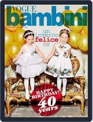 Vogue Bambini (Digital) Subscription July 1st, 2013 Issue