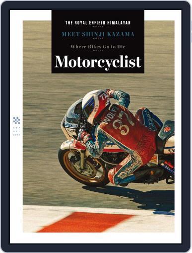 Sport Rider (Digital) September 1st, 2018 Issue Cover
