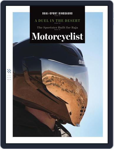 Sport Rider (Digital) June 9th, 2018 Issue Cover