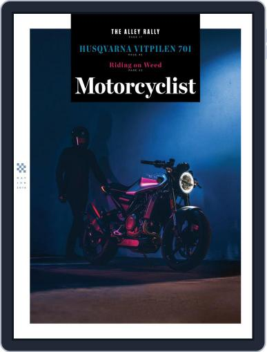 Sport Rider (Digital) May 1st, 2018 Issue Cover