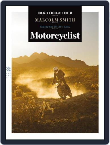 Sport Rider (Digital) March 1st, 2018 Issue Cover