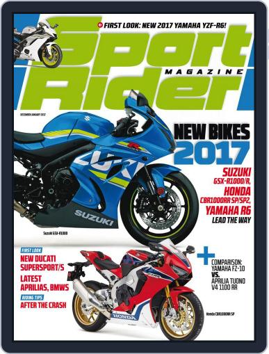 Sport Rider (Digital) December 1st, 2016 Issue Cover