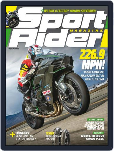Sport Rider (Digital) July 2nd, 2016 Issue Cover