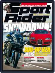 Sport Rider (Digital) Subscription August 1st, 2015 Issue