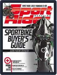 Sport Rider (Digital) Subscription April 1st, 2015 Issue