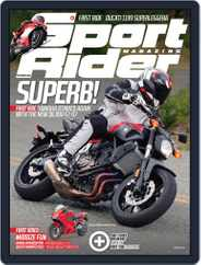 Sport Rider (Digital) Subscription August 2nd, 2014 Issue