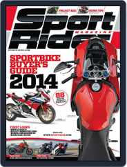 Sport Rider (Digital) Subscription January 7th, 2014 Issue