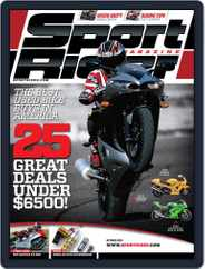 Sport Rider (Digital) Subscription September 17th, 2013 Issue