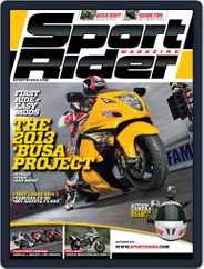 Sport Rider (Digital) Subscription August 13th, 2013 Issue