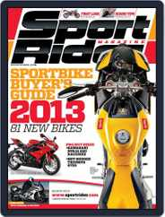 Sport Rider (Digital) Subscription January 28th, 2013 Issue