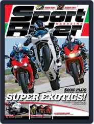 Sport Rider (Digital) Subscription September 18th, 2012 Issue