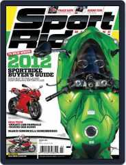 Sport Rider (Digital) Subscription January 10th, 2012 Issue