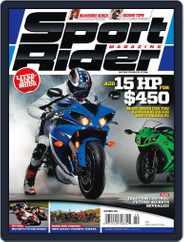 Sport Rider (Digital) Subscription September 20th, 2011 Issue