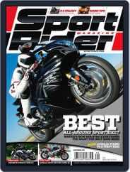 Sport Rider (Digital) Subscription August 16th, 2011 Issue