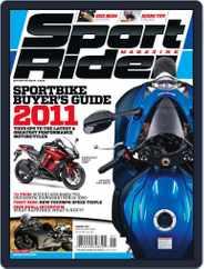 Sport Rider (Digital) Subscription November 30th, 2010 Issue