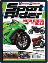 Sport Rider (Digital) Subscription October 28th, 2010 Issue