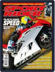 Sport Rider (Digital) Subscription August 17th, 2010 Issue