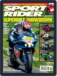 Sport Rider (Digital) Subscription May 4th, 2010 Issue