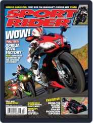 Sport Rider (Digital) Subscription February 16th, 2010 Issue