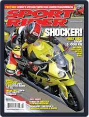 Sport Rider (Digital) Subscription January 12th, 2010 Issue