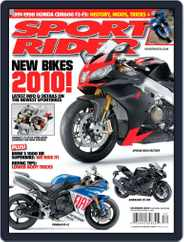 Sport Rider (Digital) Subscription November 3rd, 2009 Issue