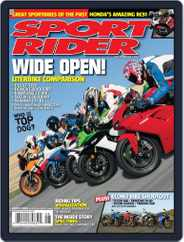 Sport Rider (Digital) Subscription July 15th, 2009 Issue