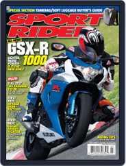 Sport Rider (Digital) Subscription June 9th, 2009 Issue
