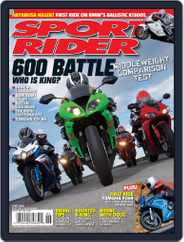 Sport Rider (Digital) Subscription May 5th, 2009 Issue