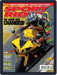 Sport Rider (Digital) Subscription March 31st, 2009 Issue
