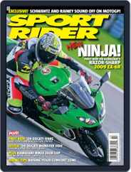 Sport Rider (Digital) Subscription January 13th, 2009 Issue