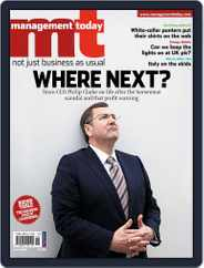 Management Today (Digital) Subscription May 30th, 2013 Issue