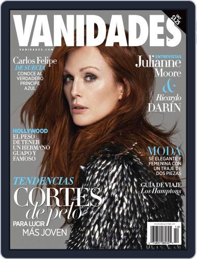 Vanidades Usa (Digital) October 1st, 2017 Issue Cover